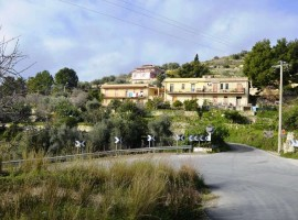 Villa in contrada Serra del vento con vista panoramica