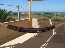 Villetta fronte spiaggia Carratois