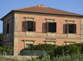 Ex Stazione Ferroviaria - Noto Marina