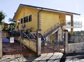 Appartamento in villa a Lido di Noto