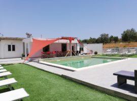 Villa con piscina nei pressi di Vendicari