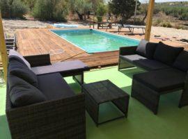 Villa con piscina zona Vendicari
