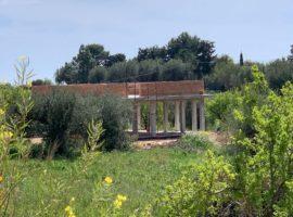 Noto, C.da Pizzuta - Villa da completare